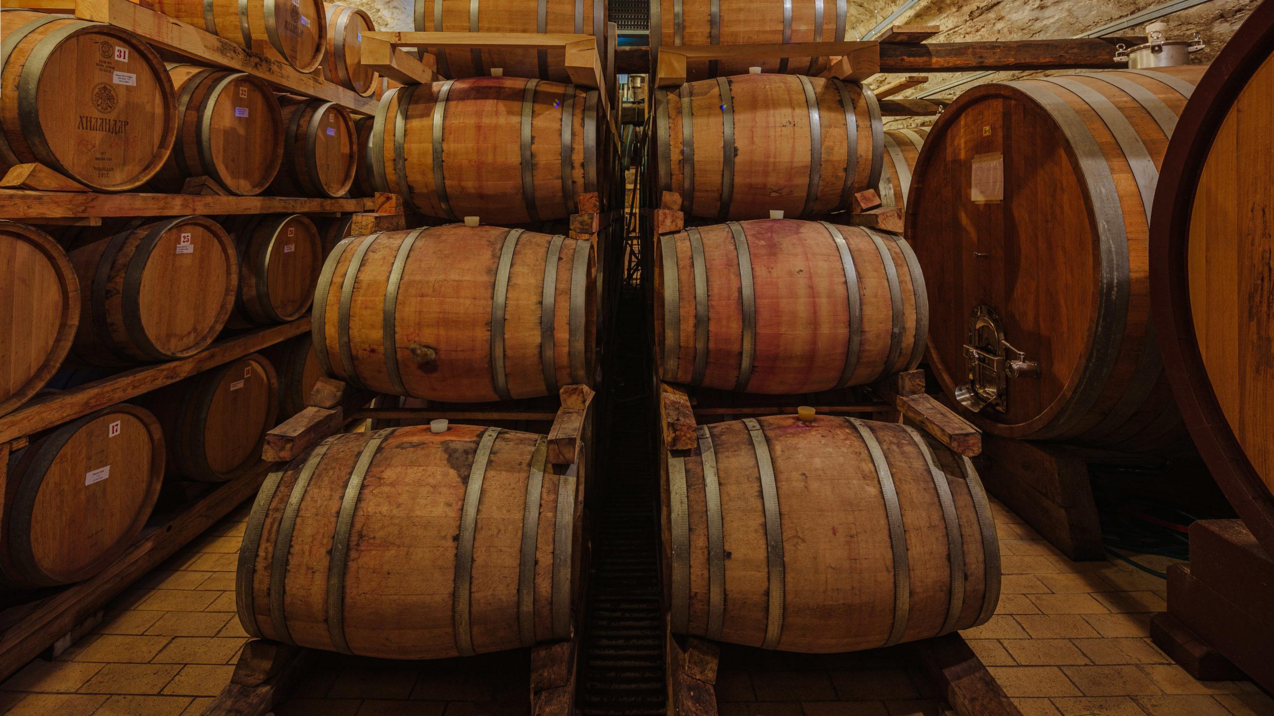 The Winery - Hilandar Shop